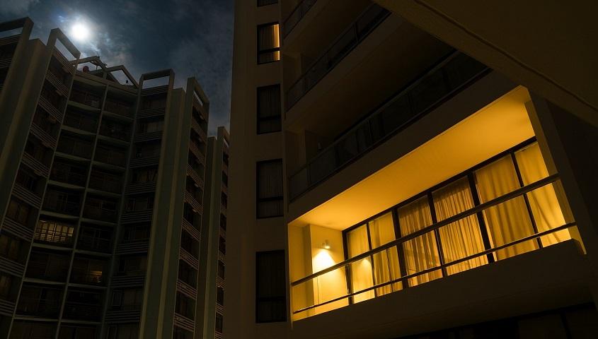 pièces description appartement