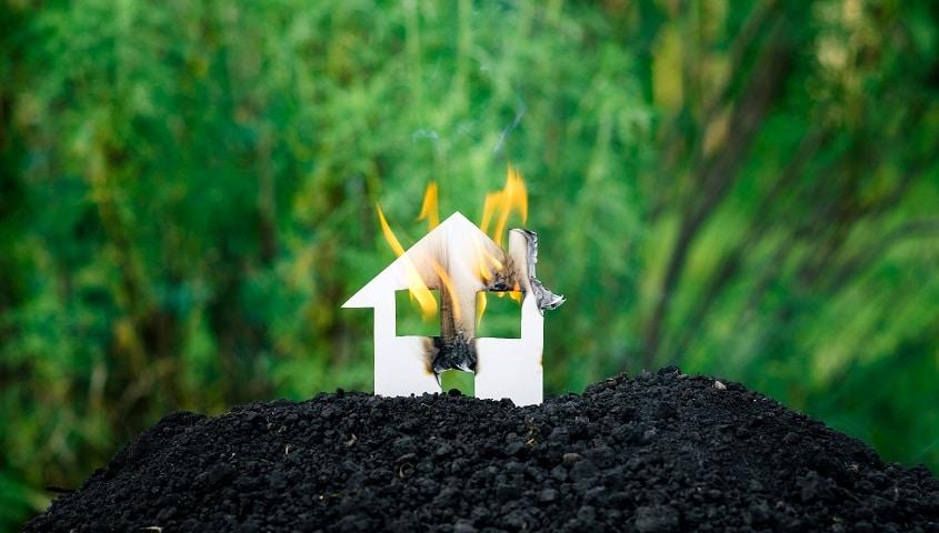 achat bien immobilier pollué