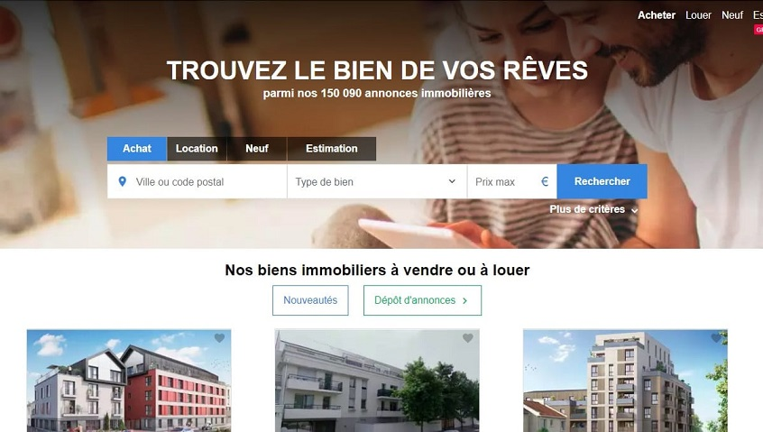 ouest france immo annonce immobilière