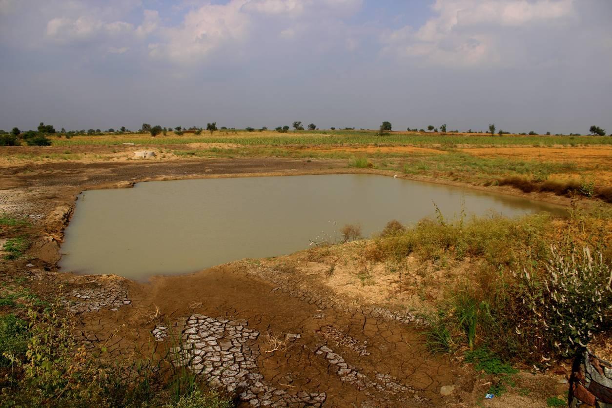 géomembrane fosse agricole