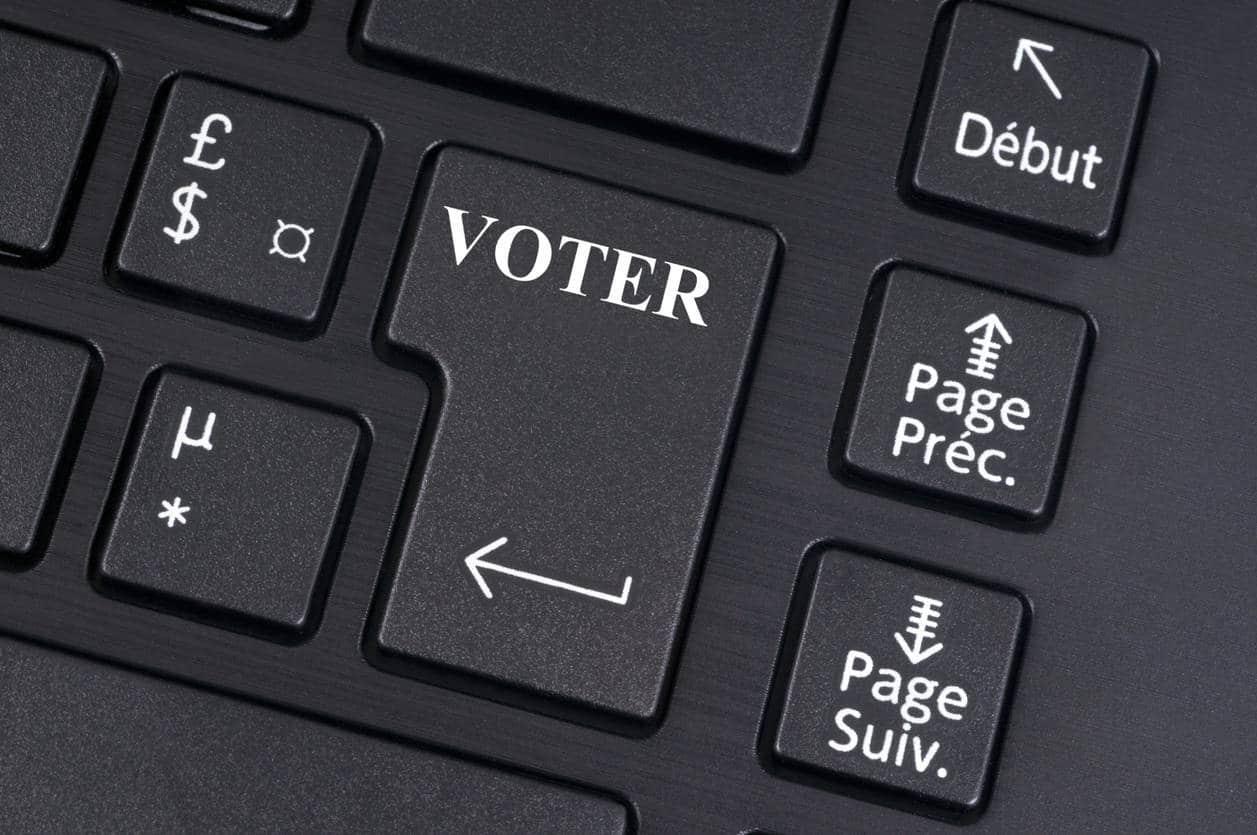 Protocole élection CSE