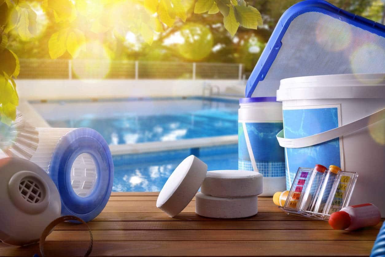 produits entretien piscine