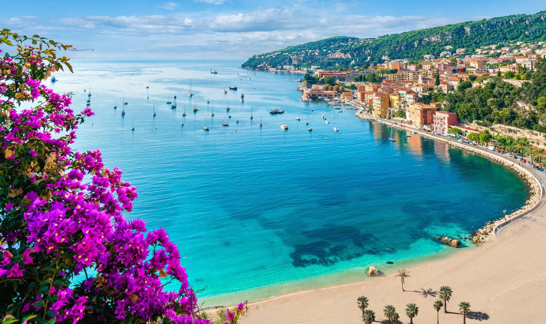 Villa de luxe côte d'Azur