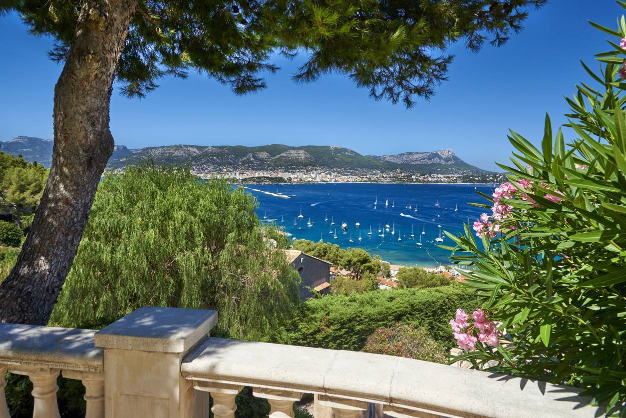 maison ville de luxe Toulon Var